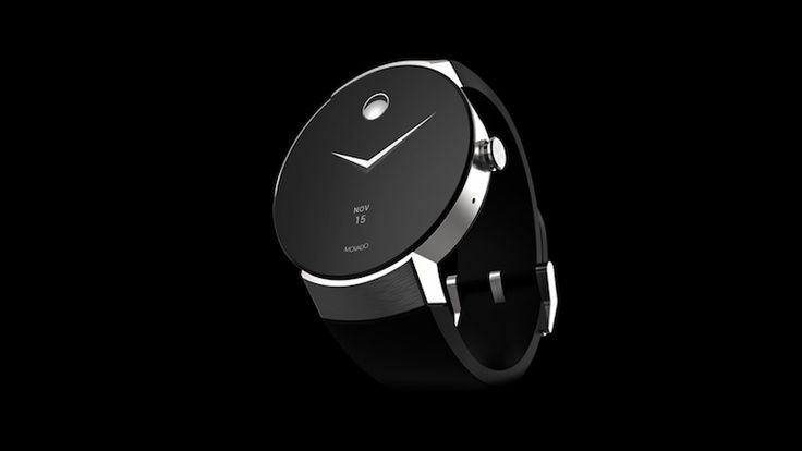 Movado anunță Connect, un smartwatch cu Android Wear 2.0