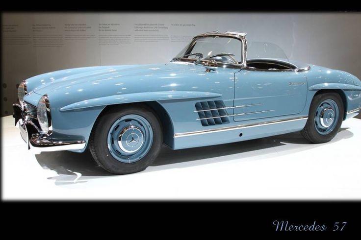 Mercedes 1957