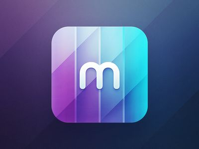 Dribbble - Memoir Icon by Eddie Lobanovskiy