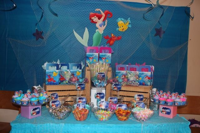 I may consider doing an ariel party for Kennedy next year.