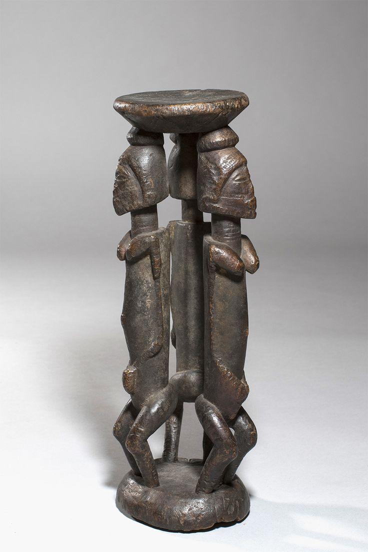 Dogon ancestor figure, Mali, 20th century (wood)