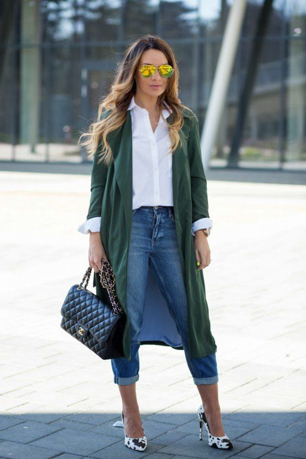 Style Guide: Ways to Style Your Trench Coat This Fall
