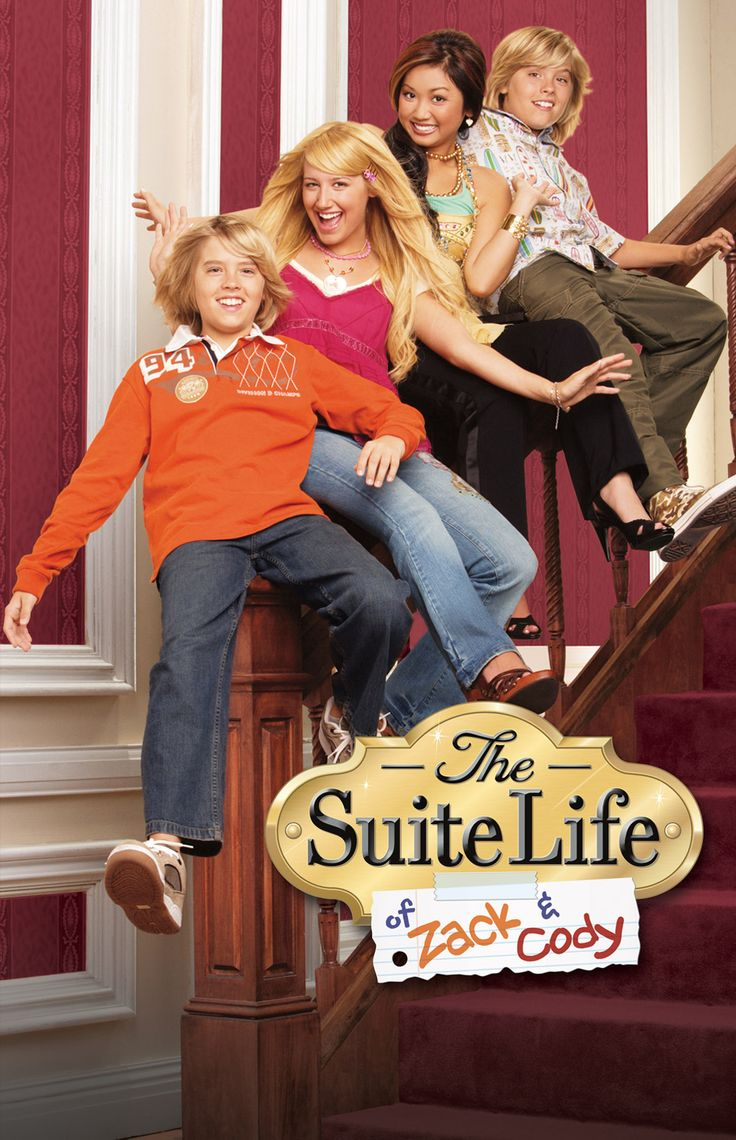 The Suite Life of Zack and Cody... Am I the only one that really misses the old Disney shows? The new ones aren't half as good