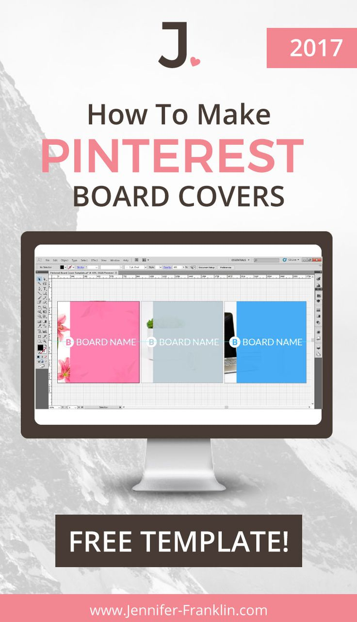 how to create a pinterest page
