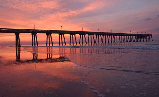 Johnny Mercer Pier - Wrightsville Beach, NC
