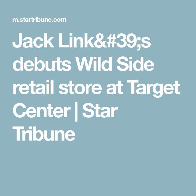 Jack Link's debuts Wild Side retail store at Target Center | Star Tribune