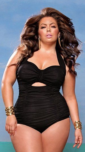 Properties turns Swimsuits for full figured women excellent