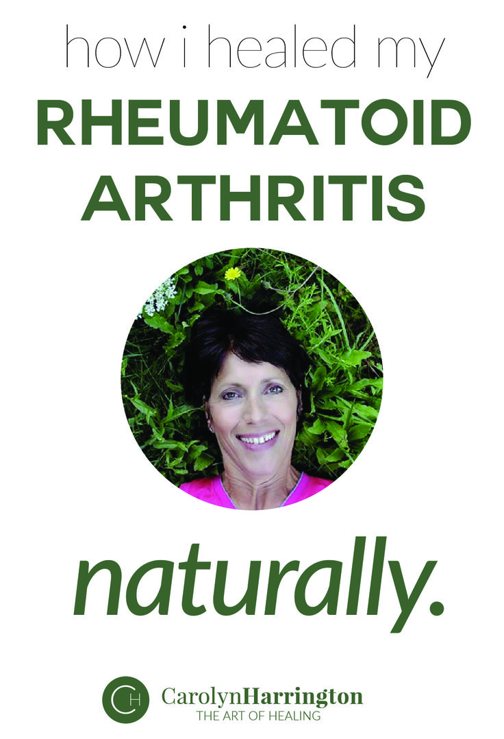 When I was diagnosed with Rheumatoid Arthritis over 20 years ago, I looked at not just my physical health, but my emotional health as well. I took a holistic approach and made several lifestyle changes. Today, I consider myself healed. I no longer suffer from chronic pain and RA.