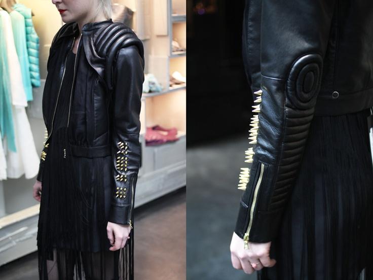 spikes.: I Heart Details, Men'S Fashion, I D Wear, Studs Spik