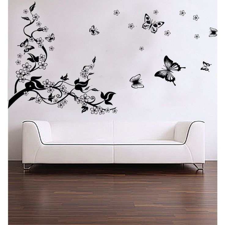 Decoration: Vinyl Wall Decals Decal Stickers Tattoo Home House Interior  Decor Vivid Modern Large Small