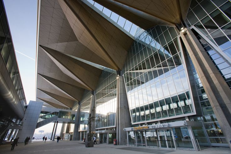 Gallery of Pulkovo International Airport / Grimshaw Architects + Ramboll + Pascall+Watson - 7