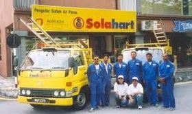 Service Solahart Cv Mitra Jaya Lestari Hp 082111562722 Pemanas air tenaga surya adalah proses yang sangat efisien yang menangkap panas langsung dari matahari. Panel kolektor yang dipasang di atap Anda. Ini menggunakan permukaan gelap untuk menjebak panas matahari  Hot-Line Service-02183643579-087770717663.