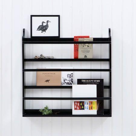 Oliver Furniture Tallriksställ - svart