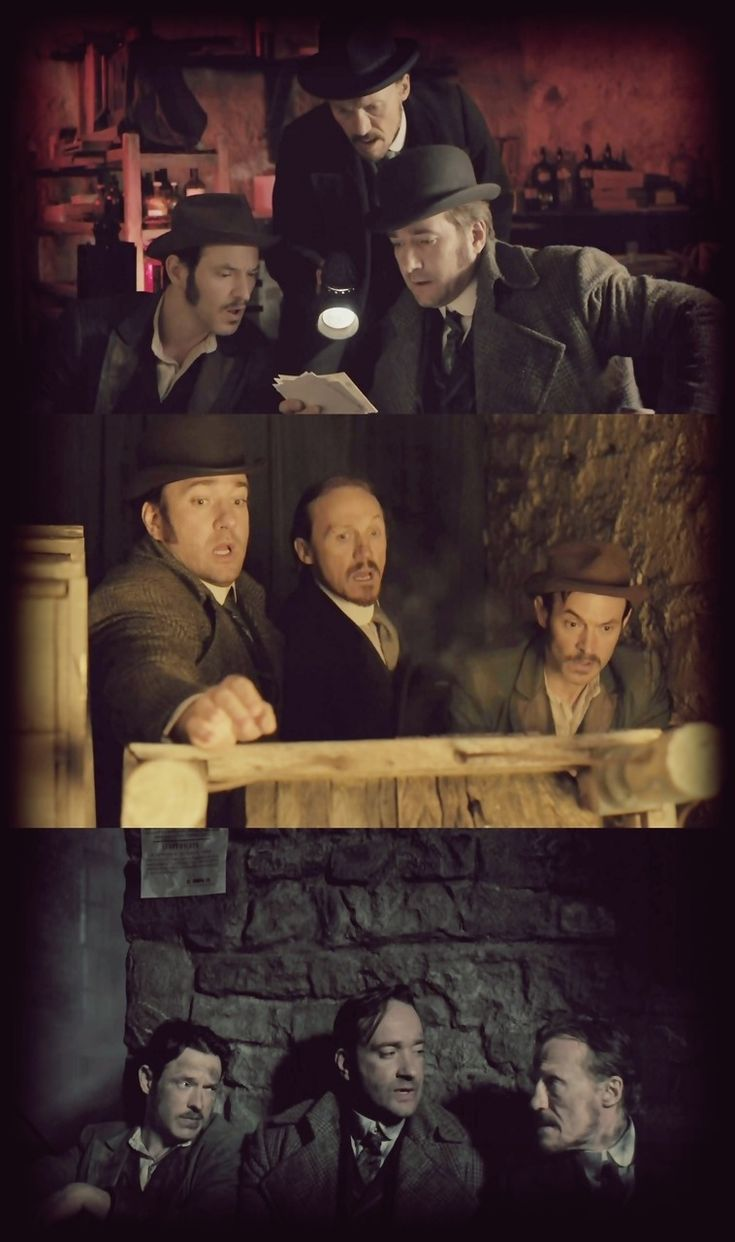 Ripper Street by BBC... Good show, quite intriguing!!