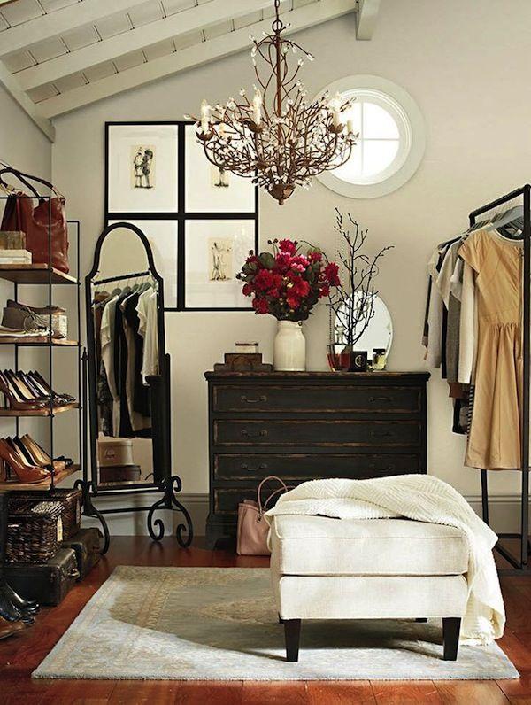 Whitney Port - Interior Inspiration: Closet Space