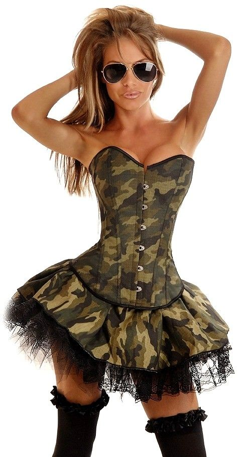 For those of you who are running out of ideas for sexy ______ hallowe'en costumes
