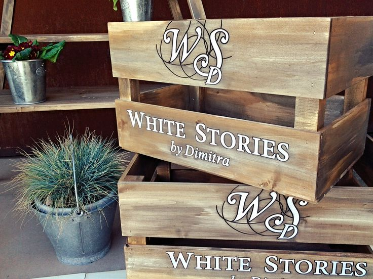 White Stories decoration project