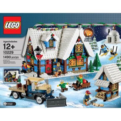 LEGO Creator Expert Winter Village Cottage - Christmas Village HERE I COME!!!!