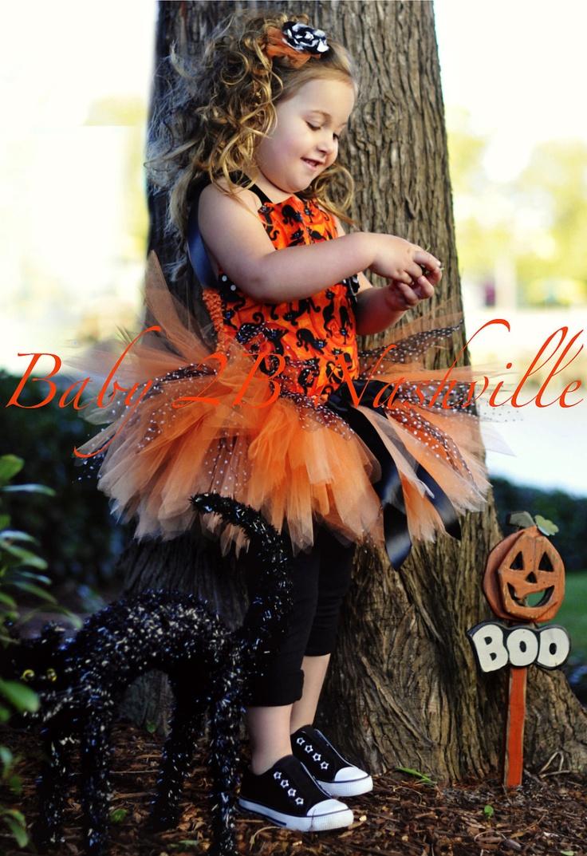 Halloween Tutu Costume