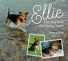 Ellie: The Dog with the Loving Heart by Jean Silver. I loved this book; the images and the journal entries 'written' by Ellie, a rescue dog who finds her forever home with Jean and Hilary. All proceeds from the book are going to the Humane Society of NZ
