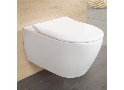 V&B Subway 2.0 Vegghengt toalett 375x565 mm. med DirectFlush
