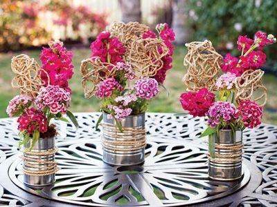 165 best DIY Wedding Centerpieces images on Pinterest Diy