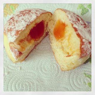 Αγάπα Με Αν...Dολμάς!: Το χιόνι ήρθε μαζί με αφράτα ντόνατς
