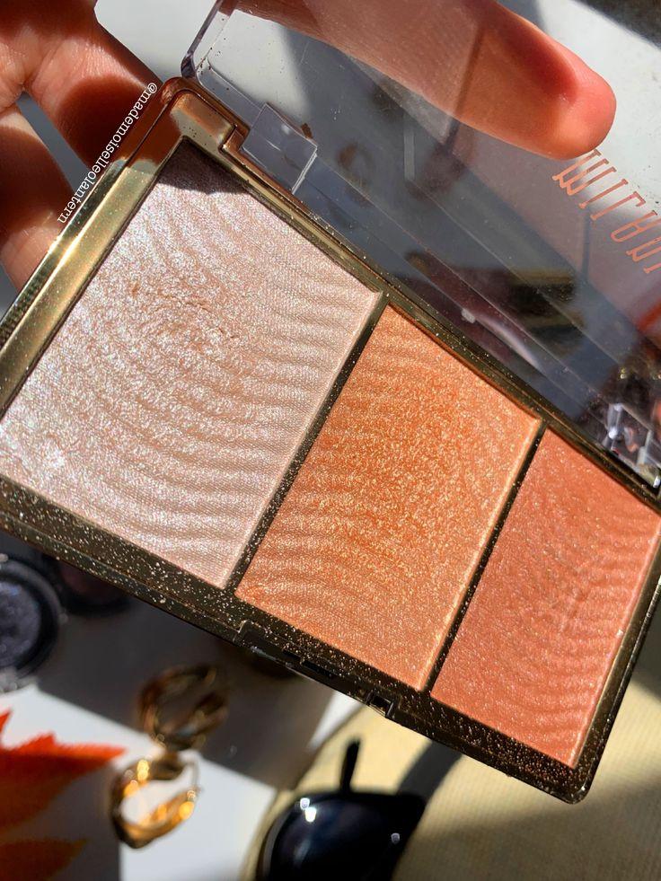 Milani cosmetics blush eyeshadows highlighters 2019