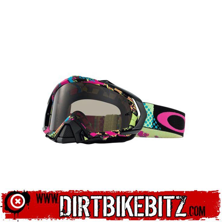 2014 Oakley Mayhem Motocross Goggles