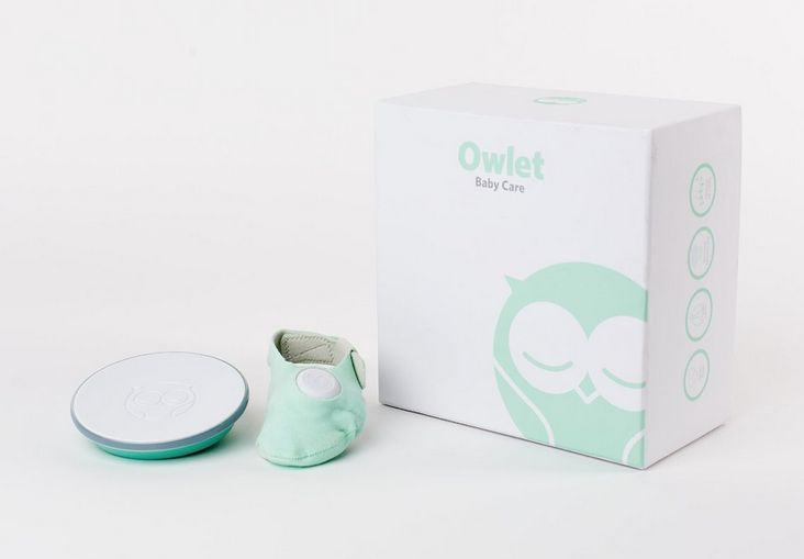 Owlet Monitor – Just one of the products in a sneak peek of the best baby and pregnancy products for 2016. From padsicles to pockit strollers – some of this gear will blow your mind.