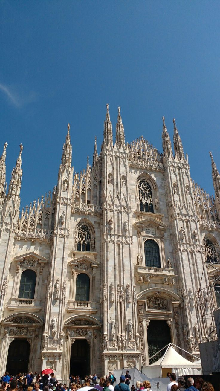Duomo, cathedral of Milan