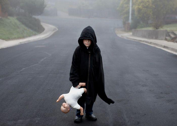 La photographie comme lien pour unir un père et son fils autiste.