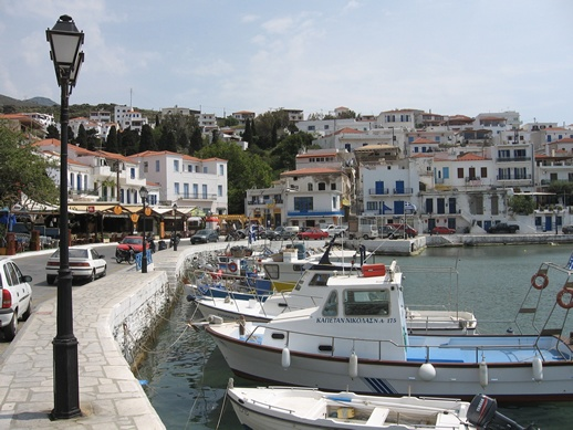 Andros, Greece - one of my favorite places on this little planet