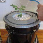 Single Dutch Bucket Hydroponic System – Easy DIY – Patio – Balcony – Winter Gardening
