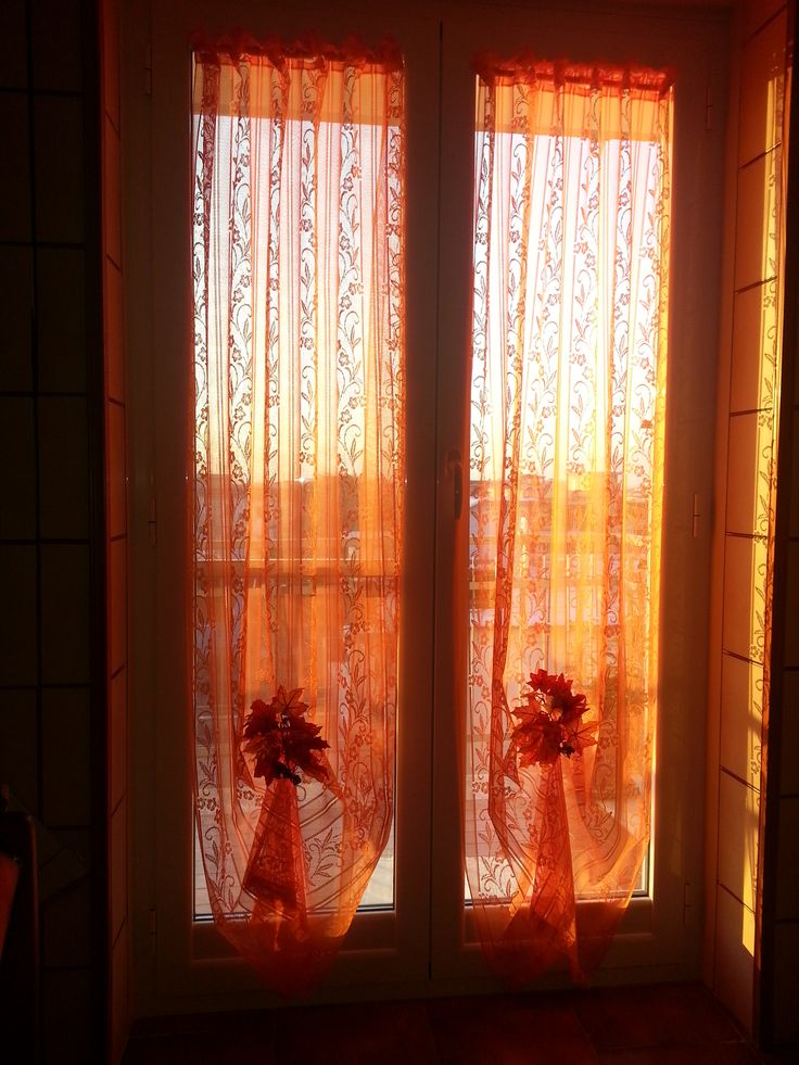 #ITALIAN #HANDMADE #CURTAINS #AUTUMN