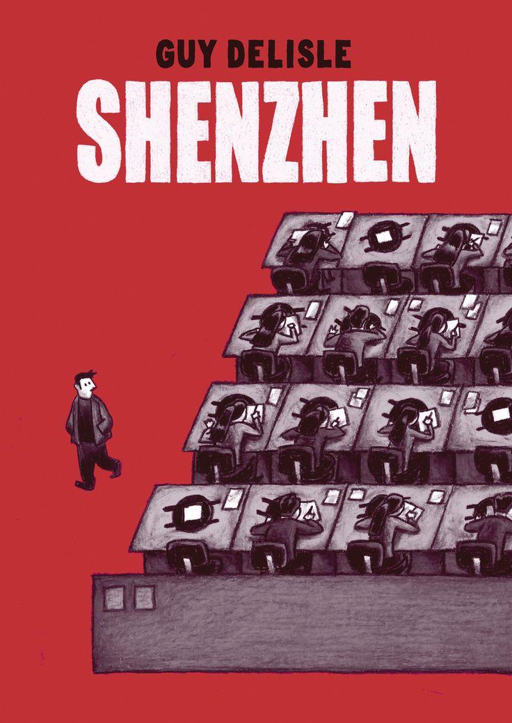 Shenzhen / Guy Delisle