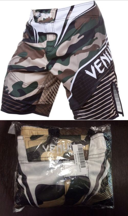 Shorts 73982: Venum Camo Fight Grappling Ufc Shorts Large -> BUY IT NOW ONLY: $35 on eBay!