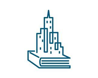 Centro Books logo by Marco Echevarria
