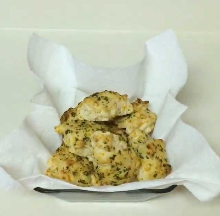 Faux Cheddar Bay Biscuits