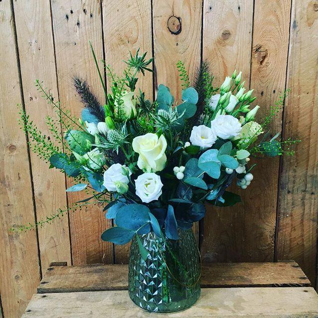 Wild And Wonderful Vase Vaseflowers Flowersinavase Handtied Flowers Seasonalflowers Freshflowers Flowersho Seasonal Flowers Flower Vases Flower Shop