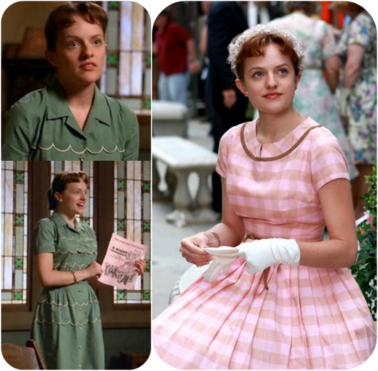 Mad Men style files – Peggy Olson