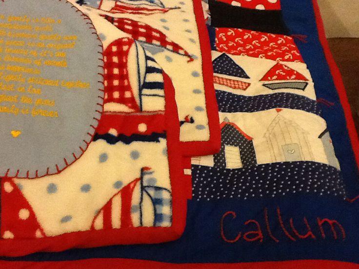 Callum's quilt