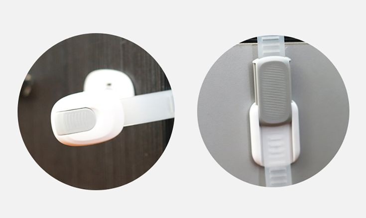 Baby safety lock safety locks with adjustable