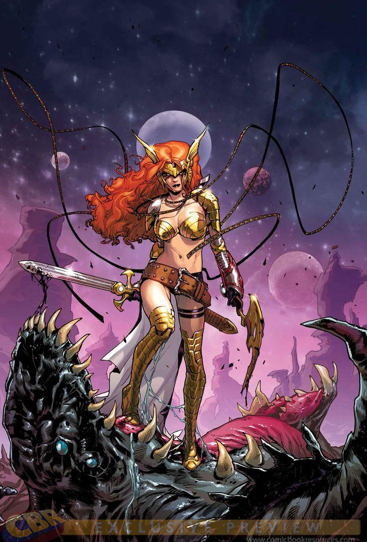 Angela: Filha de Odin, Irmã de Thor & Uma Guardiã da Galáxia.