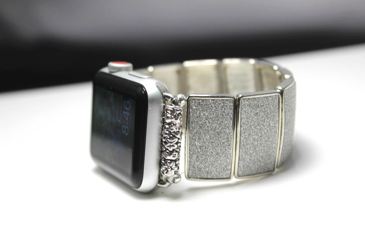 Womens Apple Watch Band, Wearable Tech, Ladies Apple Watch Band, Apple Watch Band 38mm, Apple Watch Band 42mm, Woman iWatch, iWatch Band by WatchMeSparkleOKC on Etsy https://www.etsy.com/listing/561280440/womens-apple-watch-band-wearable-tech