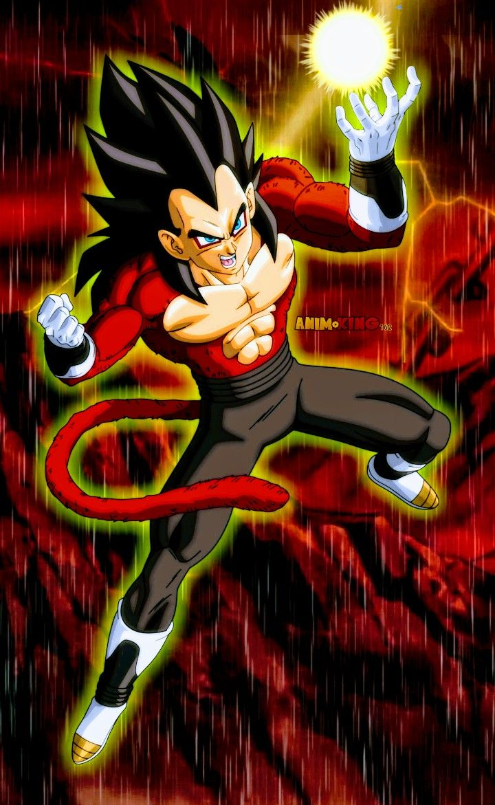 Vegeta Ssj4 Dragon Ball Super Anime Dragon Ball Super Dragon Ball Super Manga Anime Dragon Ball