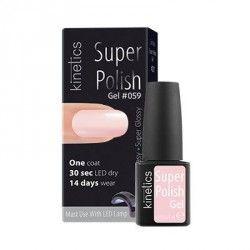 Lakier hybrydowy Super Polish 059 Rose Petal 7 ml  Bez bazy, bez topu :)