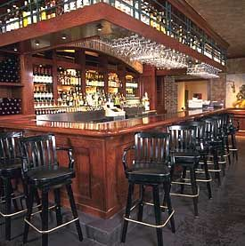 how to build a commercial irish looking bar