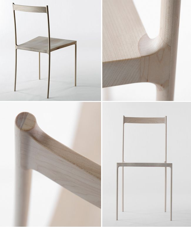 Cord Chair by Nendo....http://www.pinterest.com/inlovewithaview/woodworking/