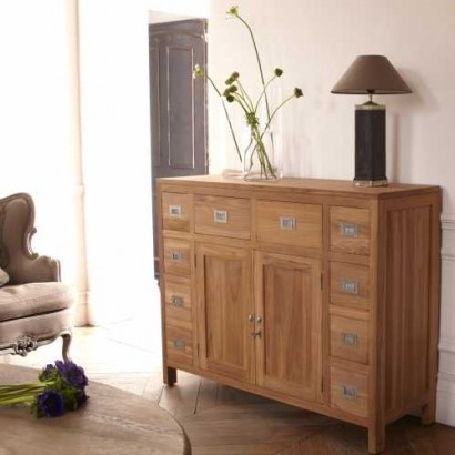 Coffee Tek Teak Sideboard 135. Tikamoon furniture at tikamoon.co.uk !